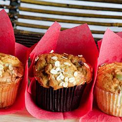 Gourmet muffin - large thumbnail