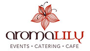 Aroma Lily Catering logo
