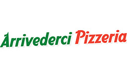 Arrivederci Pizza logo
