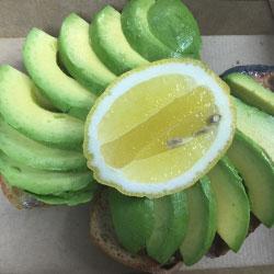 Avocado and toast platter thumbnail