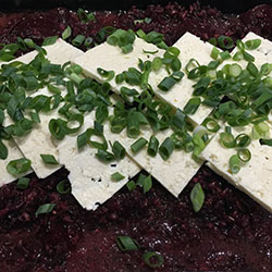 Black rice and beetroot salad thumbnail