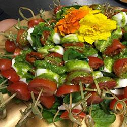Gluten free finger food platter thumbnail