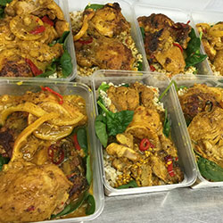 Thai Chicken curry thumbnail