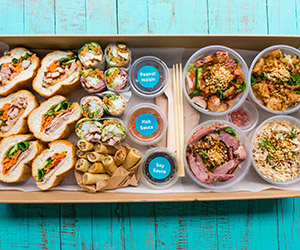 Baget lunch package - serves 4 to 6 thumbnail
