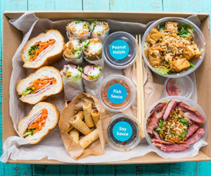 Baget lunch package - serves 2 to 3 thumbnail