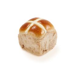 Fruitless hot cross bun thumbnail