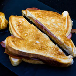Breakfast toastie thumbnail