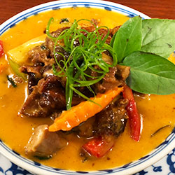 Beef red curry thumbnail