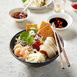 Cao Lau noodles thumbnail