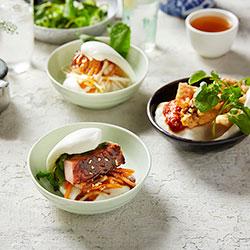 BBQ pork patty bao thumbnail