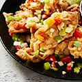 Salt and pepper chicken ribs thumbnail