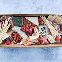 Cheese and charcuterie box thumbnail