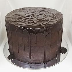 Chocolate brownie cake thumbnail