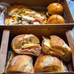 Bel & Brio's savoury breakfast thumbnail