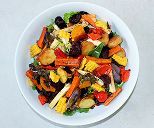 Roasted farm salad thumbnail