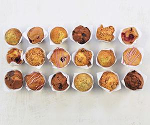 Petite muffin platter thumbnail