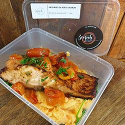 Individual packaged hot meals thumbnail