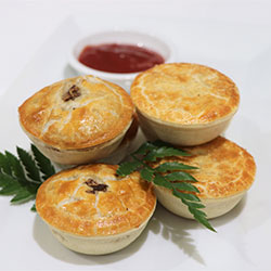 Gourmet vegetarian pie - mini thumbnail