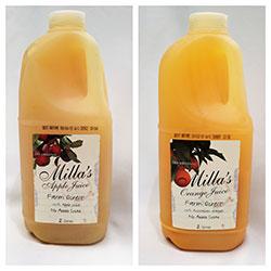 Milla's fresh juice - 2L thumbnail