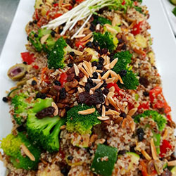 Ancient grain salad thumbnail