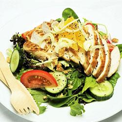 Individually packed side serve salads thumbnail