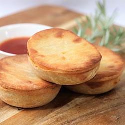 Gluten free pie - mini thumbnail