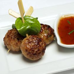 Thai chicken ball thumbnail