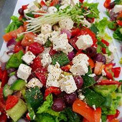 Traditional Greek salad thumbnail