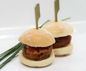 Vegan burger - mini thumbnail