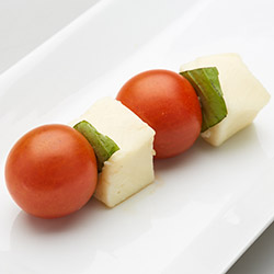 Caprese skewers - mini thumbnail