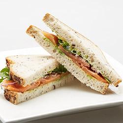 Gluten free gourmet sandwich thumbnail