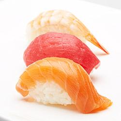 Gourmet maki sushi thumbnail
