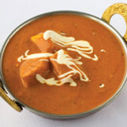 Butter paneer curry thumbnail