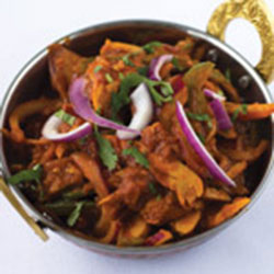 Chicken jalfrezi curry thumbnail