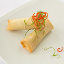 Vegetable spring roll thumbnail