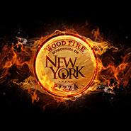 Wood Fire New York Pizza logo