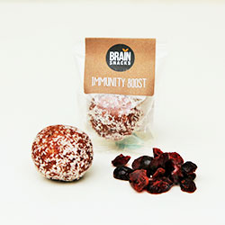 Immunity boost energy ball - 21g thumbnail