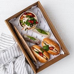 The banh mi box thumbnail