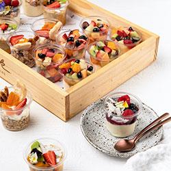 Seasonal fruit salad cups - 360ml thumbnail