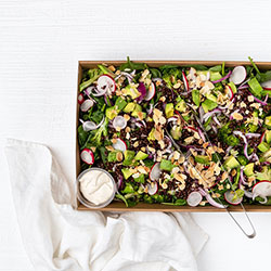 Quinoa and broccoli salad thumbnail