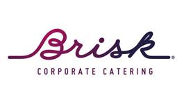 Brisk Catering logo