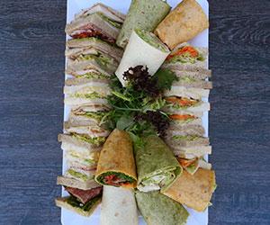 Sandwich and wrap platter thumbnail