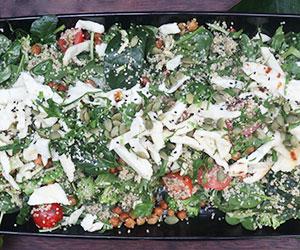 Insane in the grain salad thumbnail