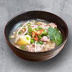 Pho noodle soup thumbnail
