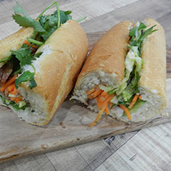 Vietnamese baguette (banh mi) - regular thumbnail