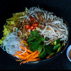 Chicken noodle salad thumbnail