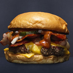 Bacon project burger thumbnail