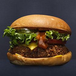 Mushroom burger thumbnail