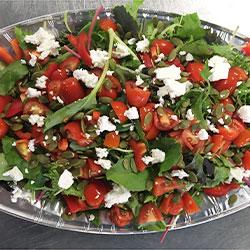 Mixed green salad thumbnail