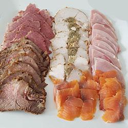 Gourmet meat platter thumbnail